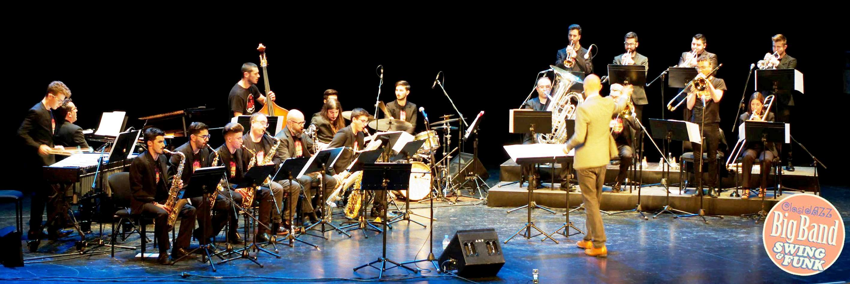 Clasijazz Big Band Swing & Funk plays Swing Era Classics