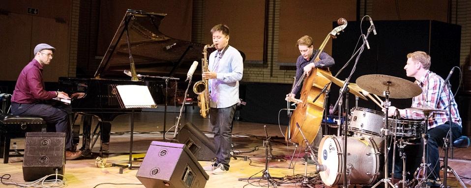 "Andrew Bain Quartet ""Embodied Hope"". El jazz como esperanza  de futuro"