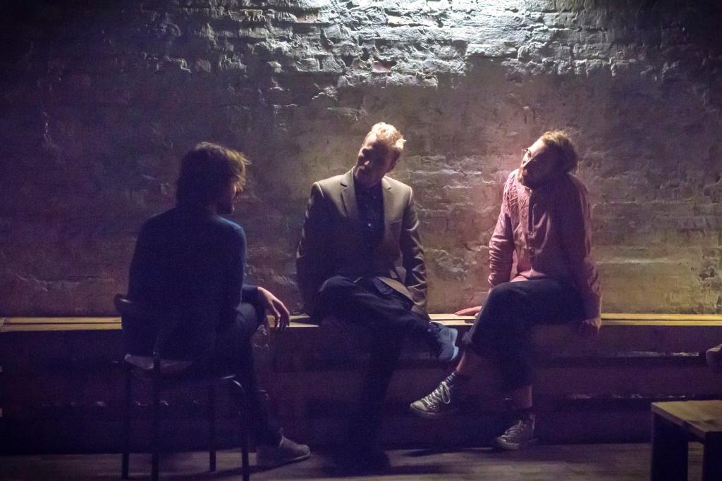 Alex Jønsson Trio. Melancolía nórdica