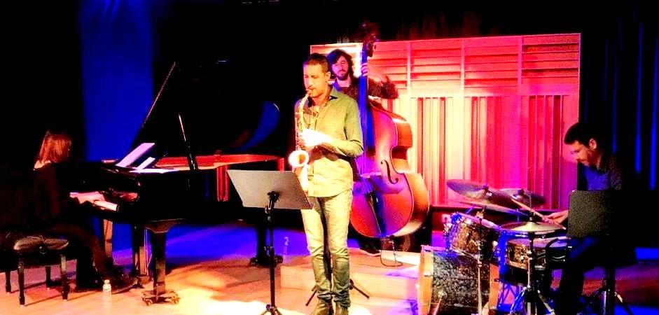 Atsuko Shimada Quartet. Vivaz jazz andaluz