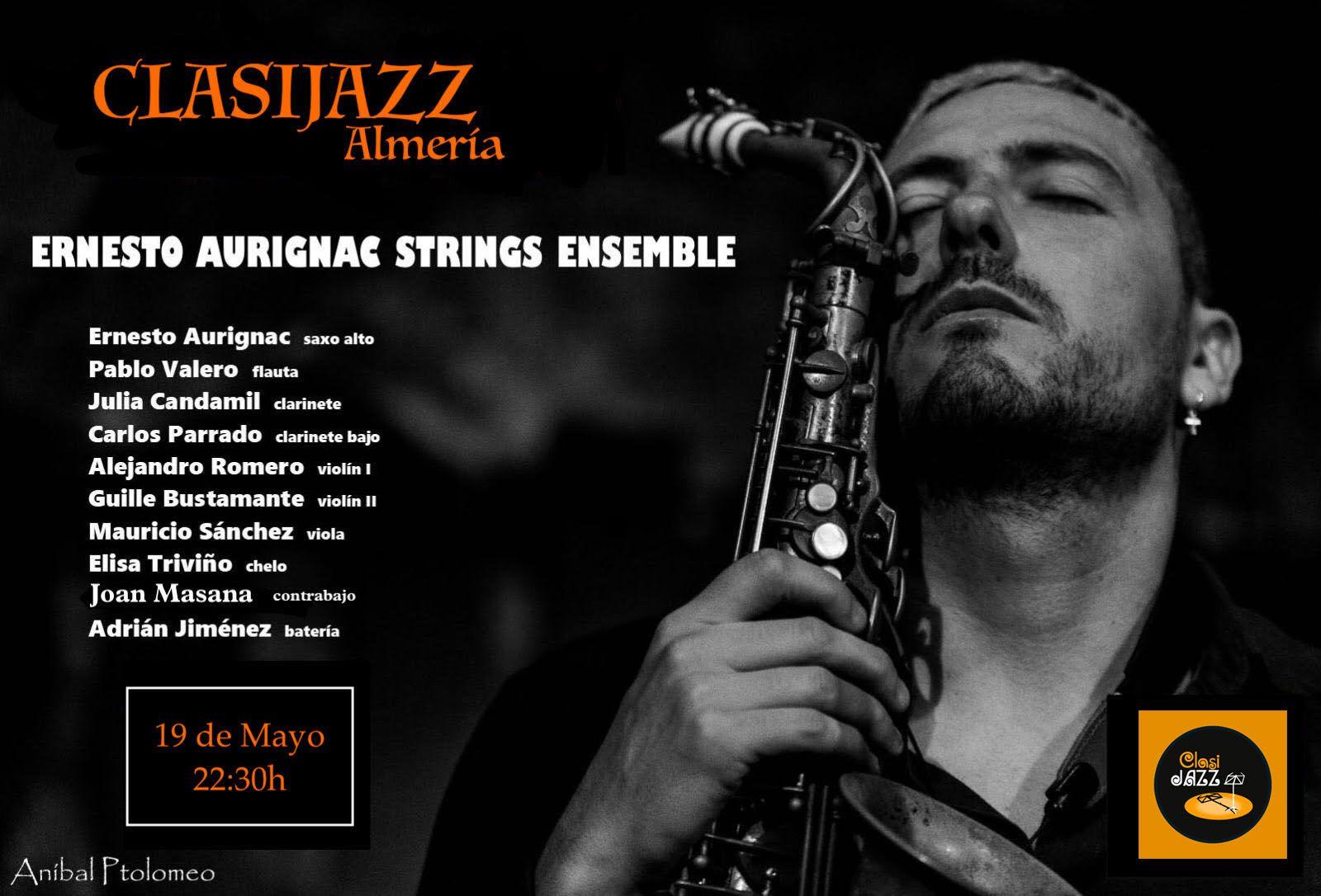Ernesto Aurignac Strings Ensemble. Ernesto's Dreams
