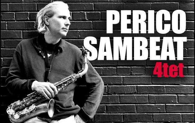"Perico Sambeat Quartet ""Jazz Encounters"""