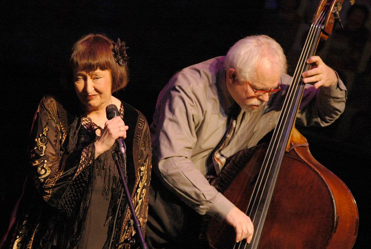 "Sheila Jordan & Cameron Brown ""A doble voz"""