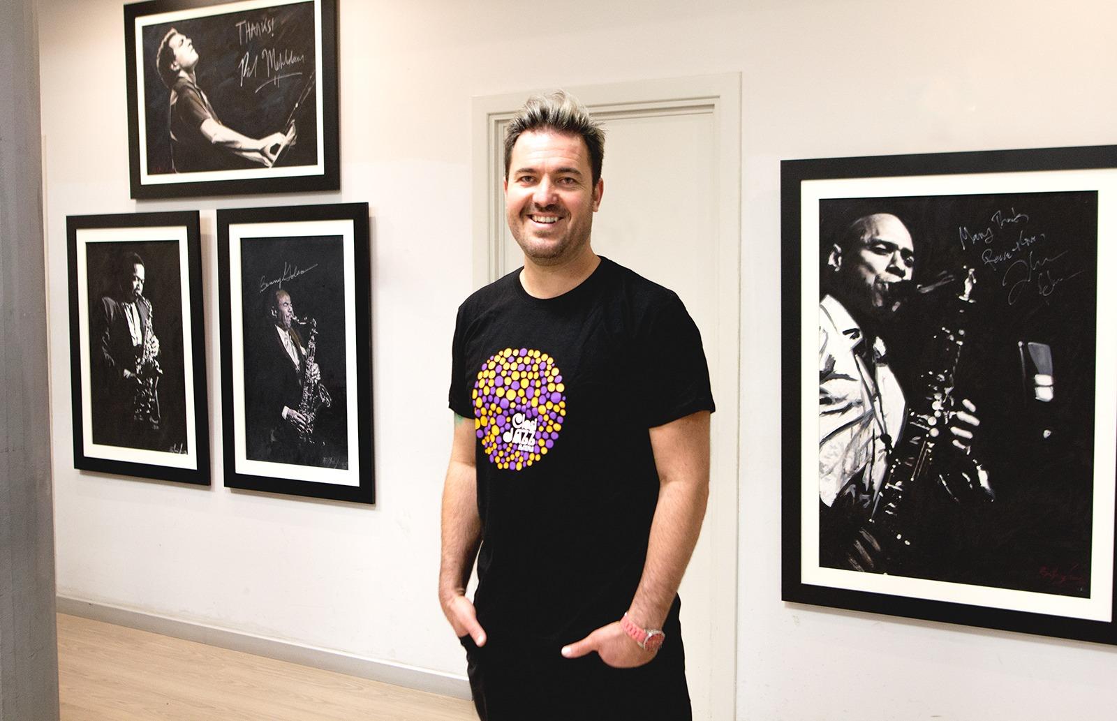 Xavier Tortosa - Clasijazz Hall of Fame