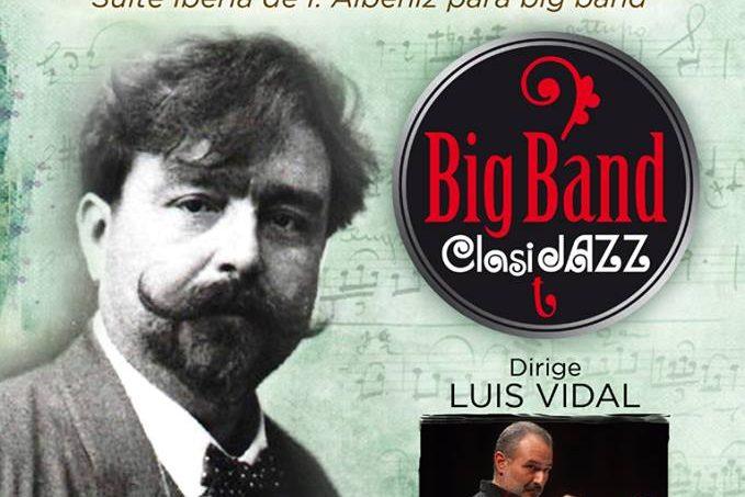 "Lluís Vidal & Clasijazz Big Band. ""Iberiana"". Nuevos horizontes"