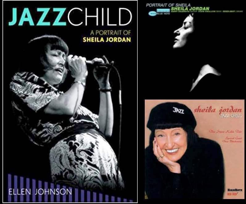 Sheila Jordan: un libro y un disco... o mejor varios