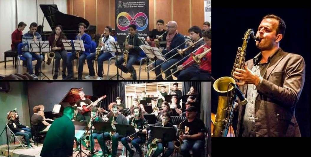 """Big Band Andaráx & Big Band EMMAT & Enrique Oliver """"Grandes ambiciones"""""""