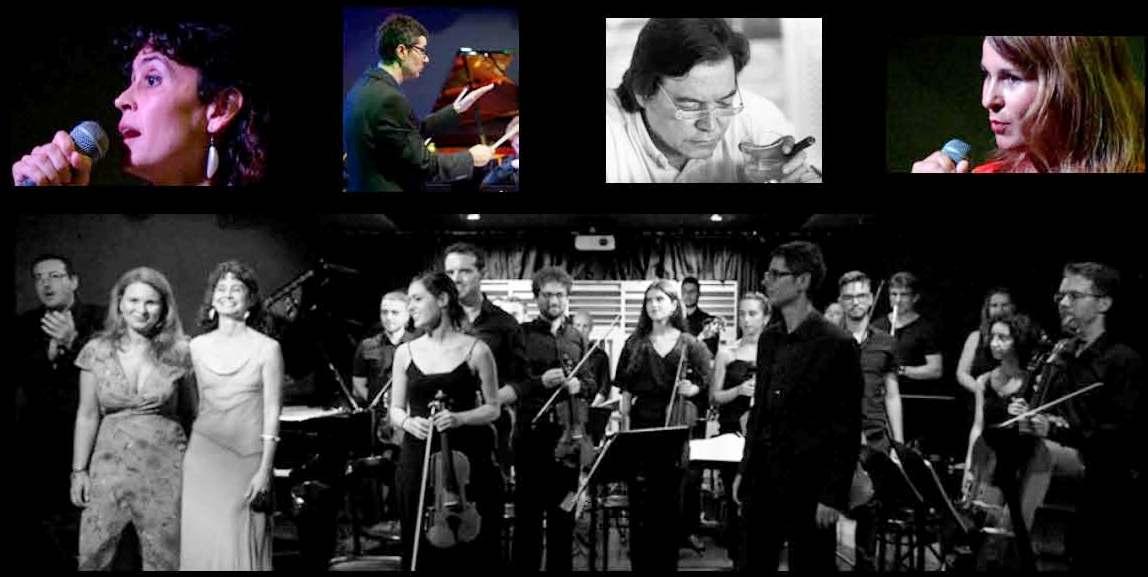 "Orquesta Sinfónica FIMA plays Jobim sinfónico II. ""Tom, brasileiro de oficio y corazón"""