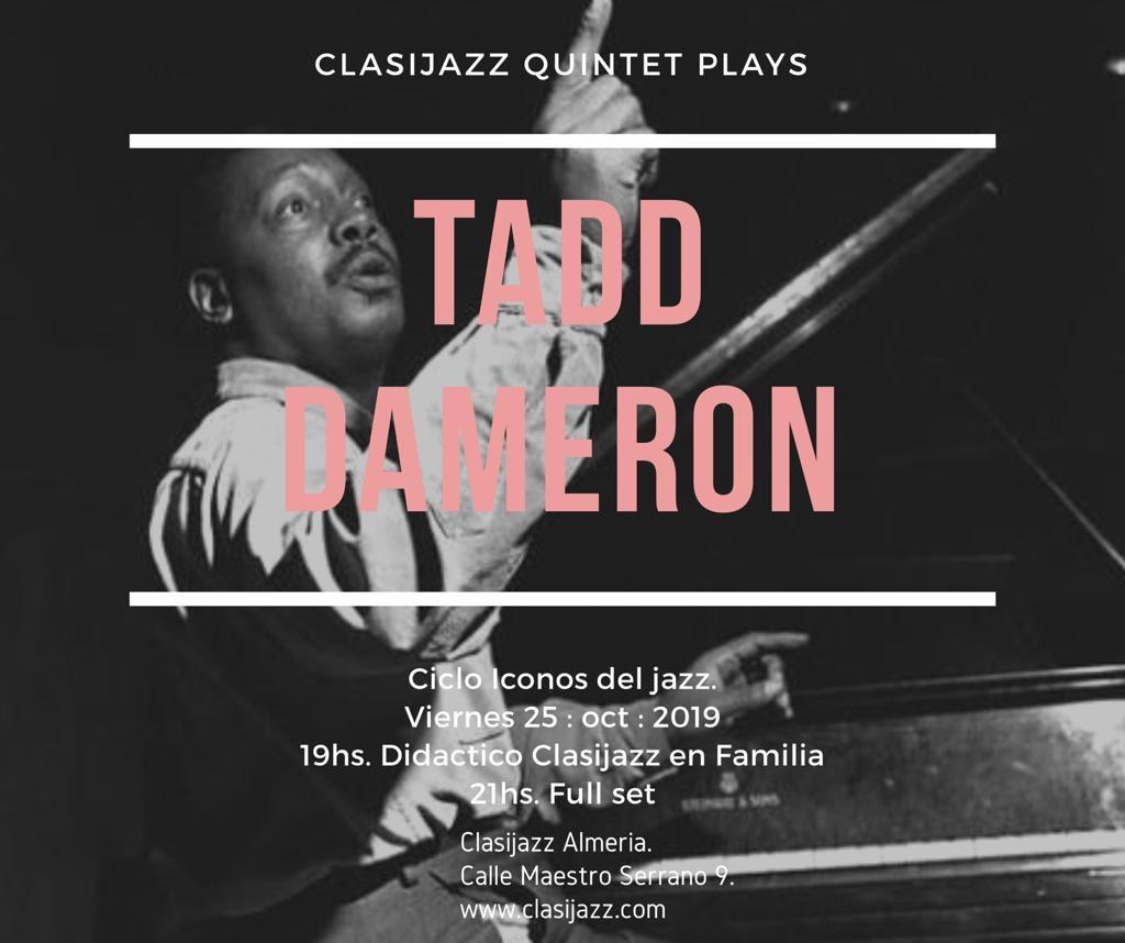 Face to Face: Tadd Dameron por Benny Golson en dos prólogos