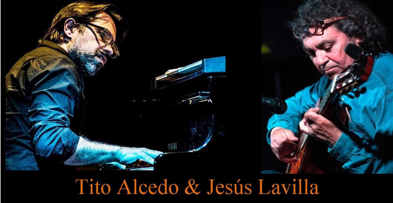"""Tito Alcedo & Jesús Lavilla, """"Entre cuerdas"""""""