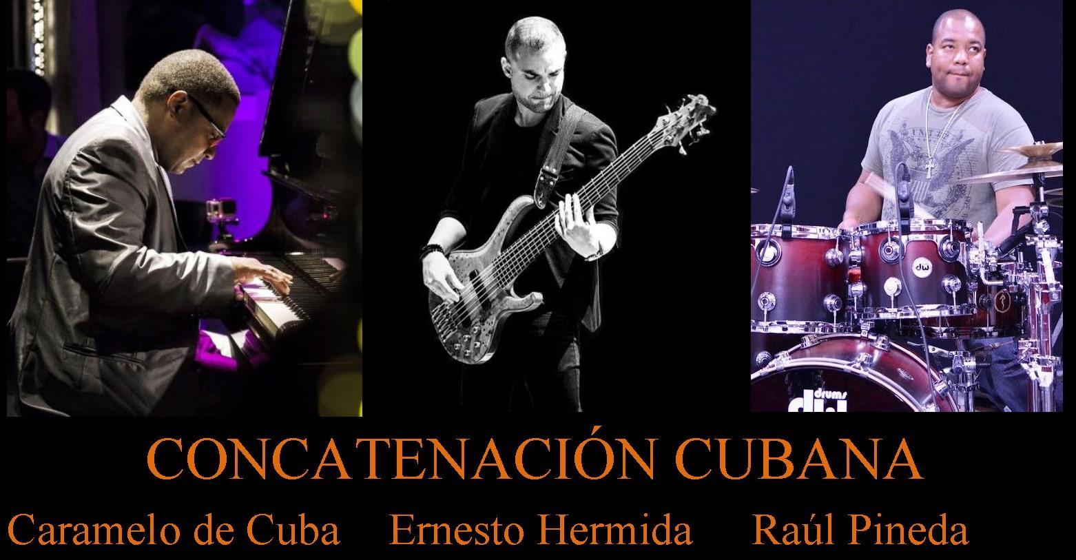 Concatenación cubana. Tórrida descarga