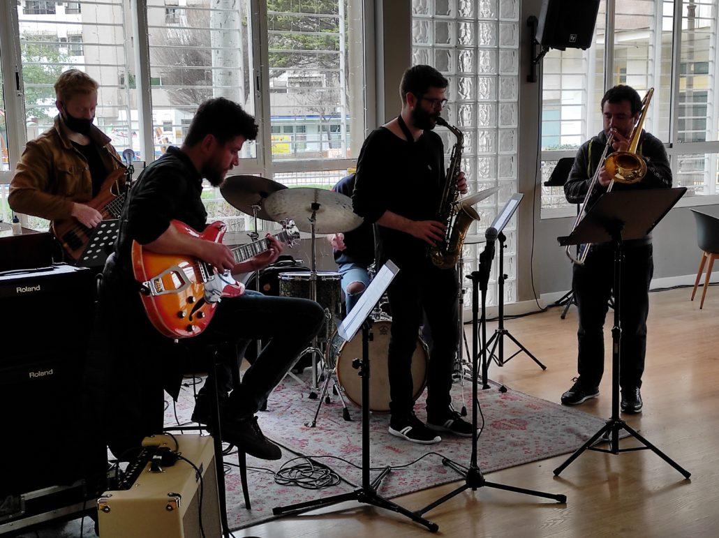 21 de Febrero: Miguel Moisés Quinteto