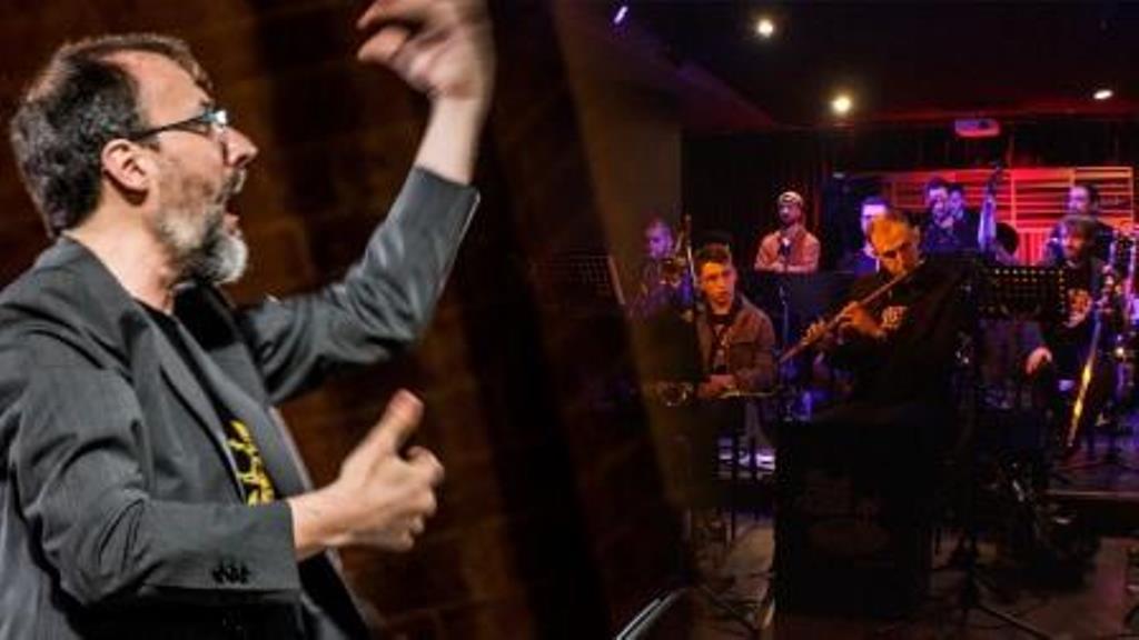 Clasijazz Big Band Profesional. «Notas para un blues». Miguel Ángel López (dirección, composición)