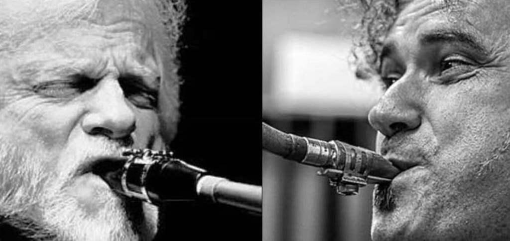 Clasijazz Big Band Profesional. Gerry Mulligan Music by Blanco Latino. «Anaconda's Sax»