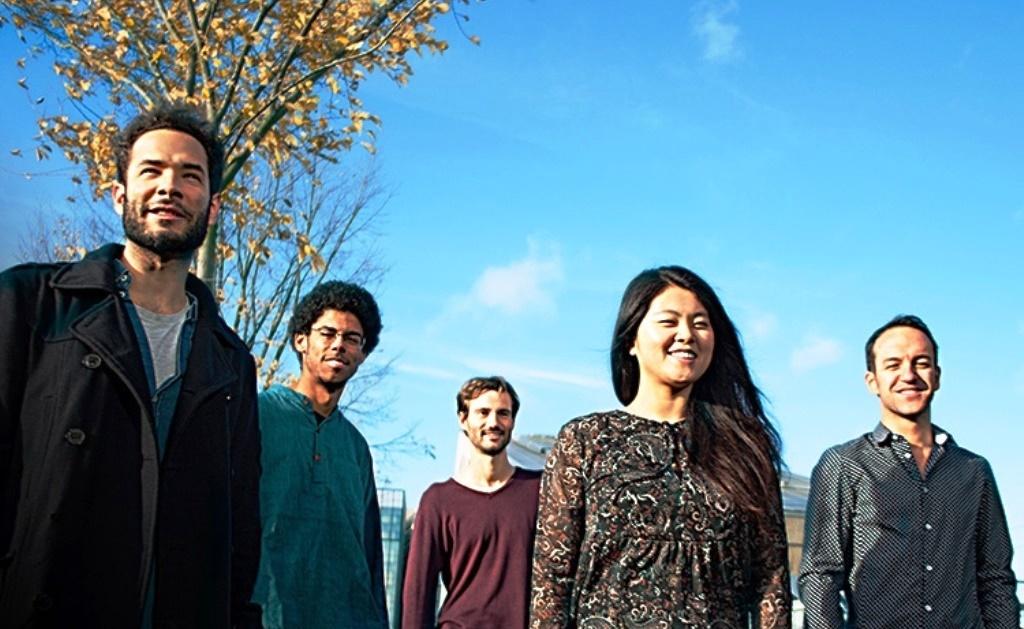 Daahoud Salim Quintet .«El regreso»
