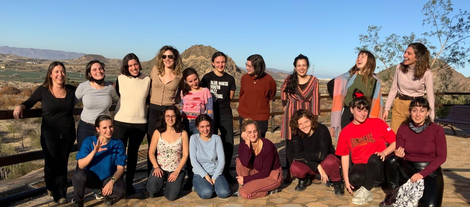 Clasijazz Valparaíso Big Band. «Jazz es mujer ¿Cuál es la diferencia»
